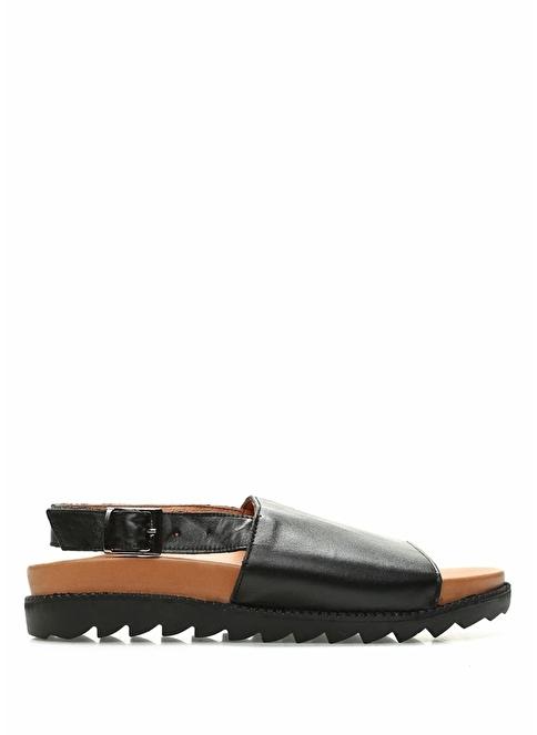 Beymen Club Sandalet Siyah